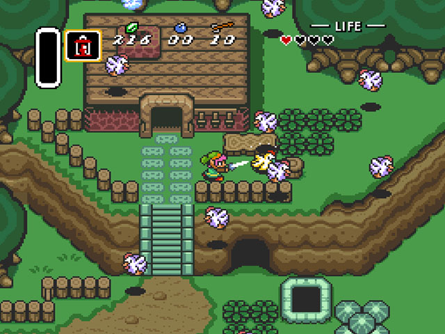 Zelda A link to the past 10