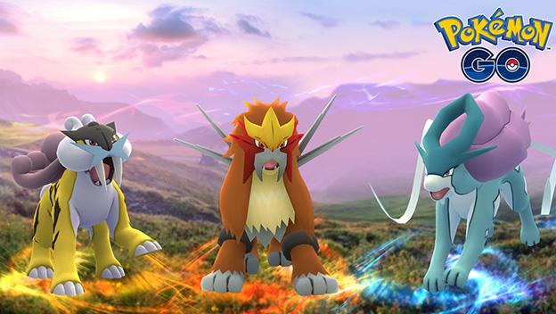 Suicune ya está disponible en Europa en Pokémon Go