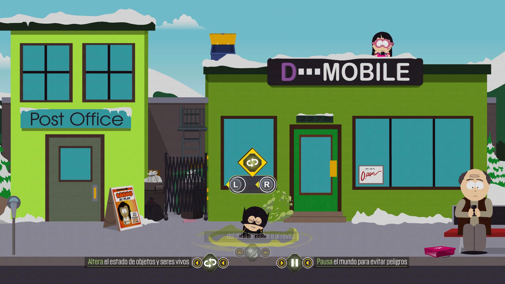 Análisis de South Park Retaguardia en Peligro