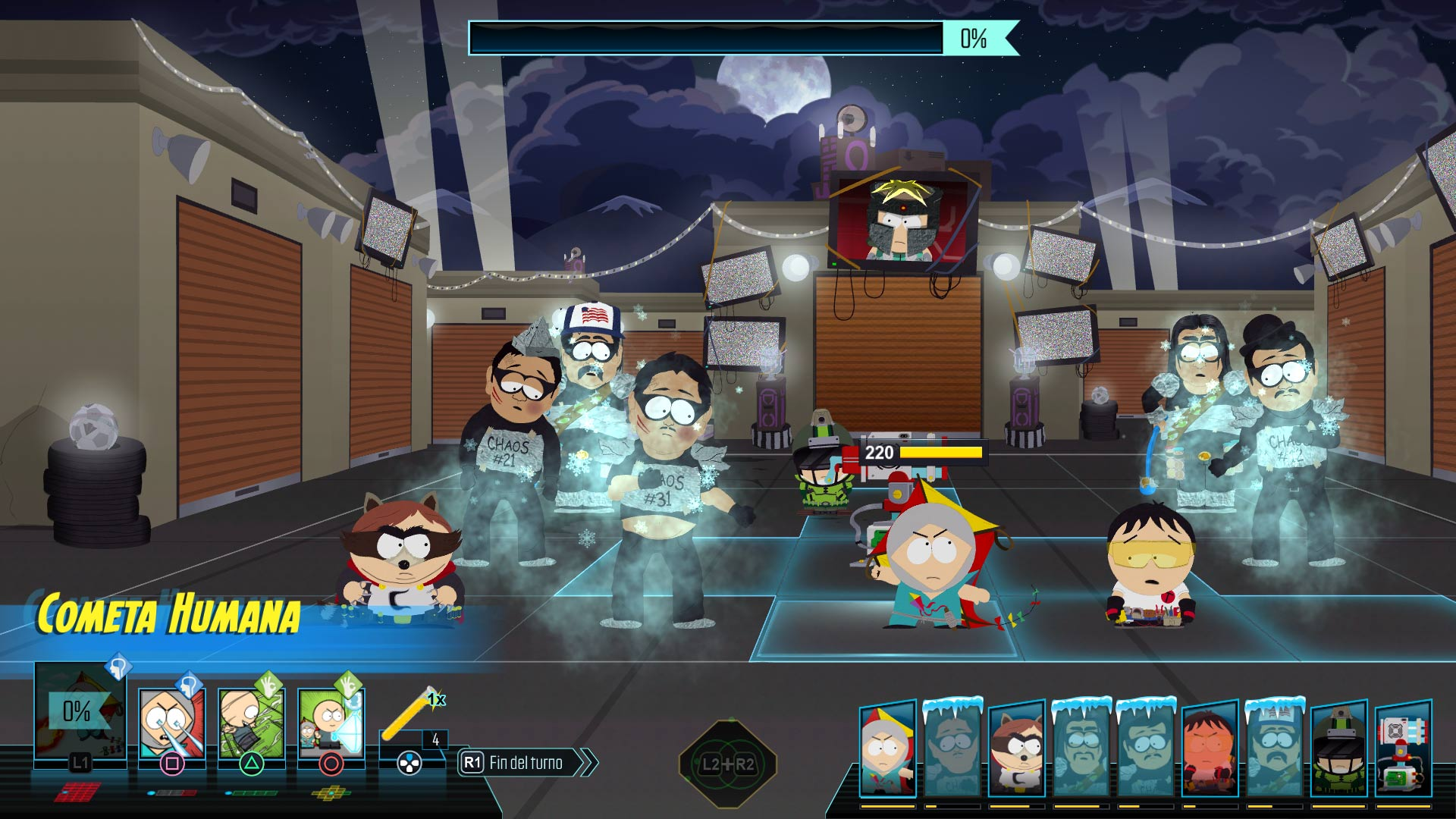 Análisis de South Park Retaguardia en Peligro para PS4, Xbox One y PC