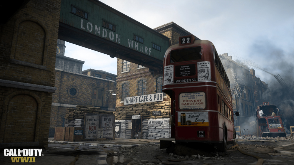 Call of Duty WWII - Londres