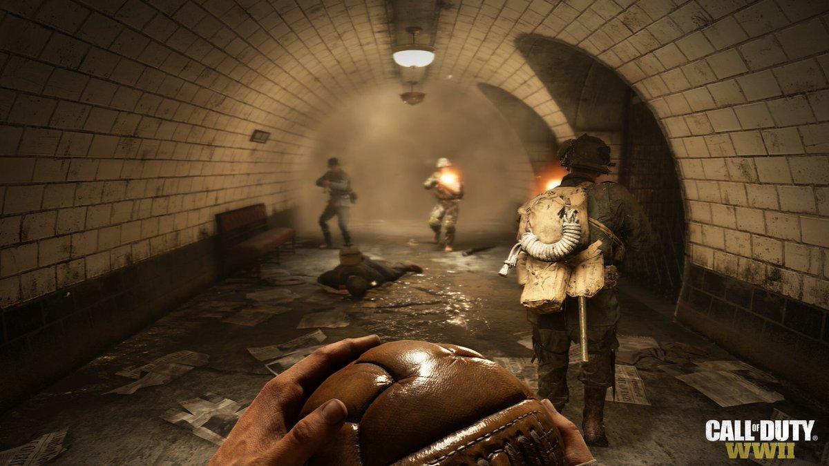 Call of Duty WWII - Modo Gridiron