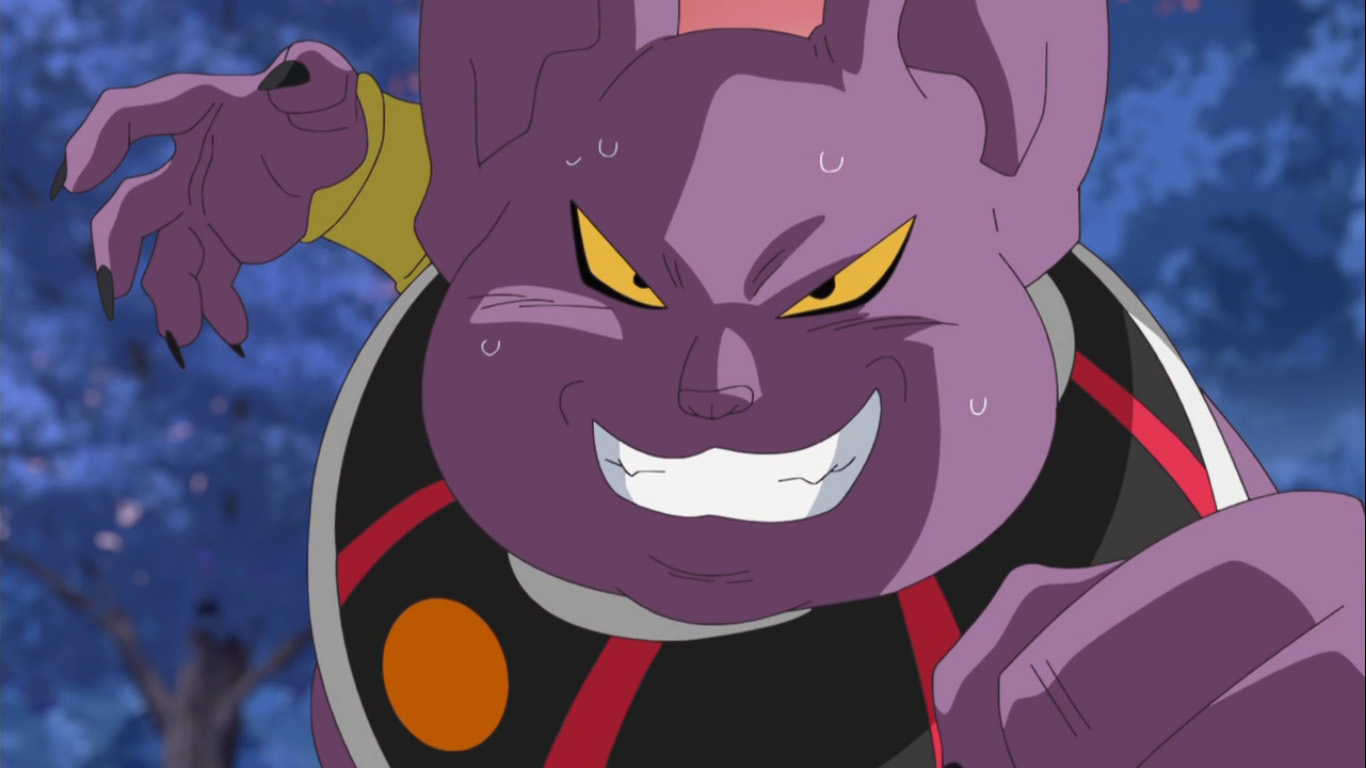 Champa en Dragon Ball Super