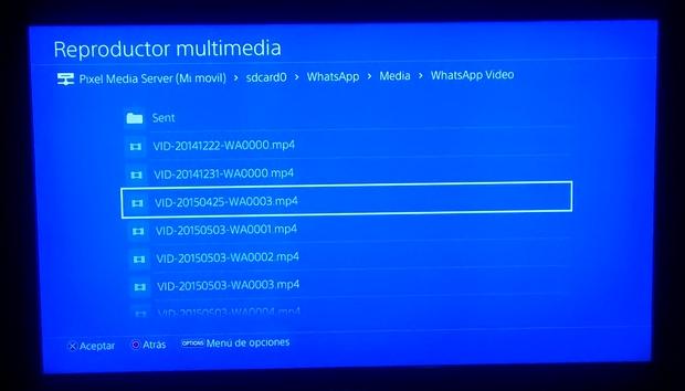 Cómo hacer streaming del móvil a la PS4