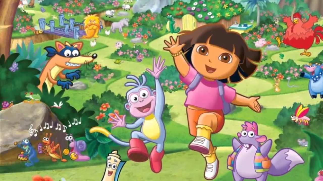 Dora, la exploradora película en acción real