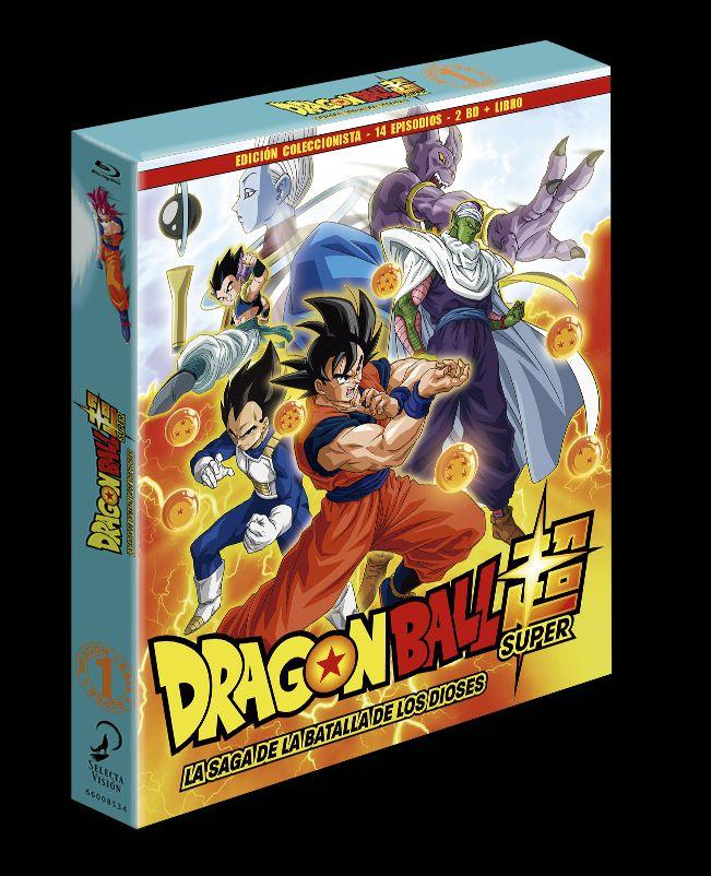 Dragon Ball Super BD