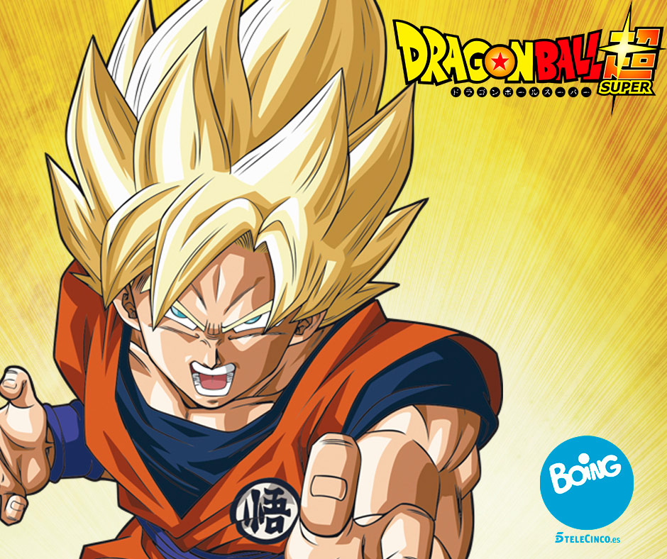 Dragon Ball Super Boing
