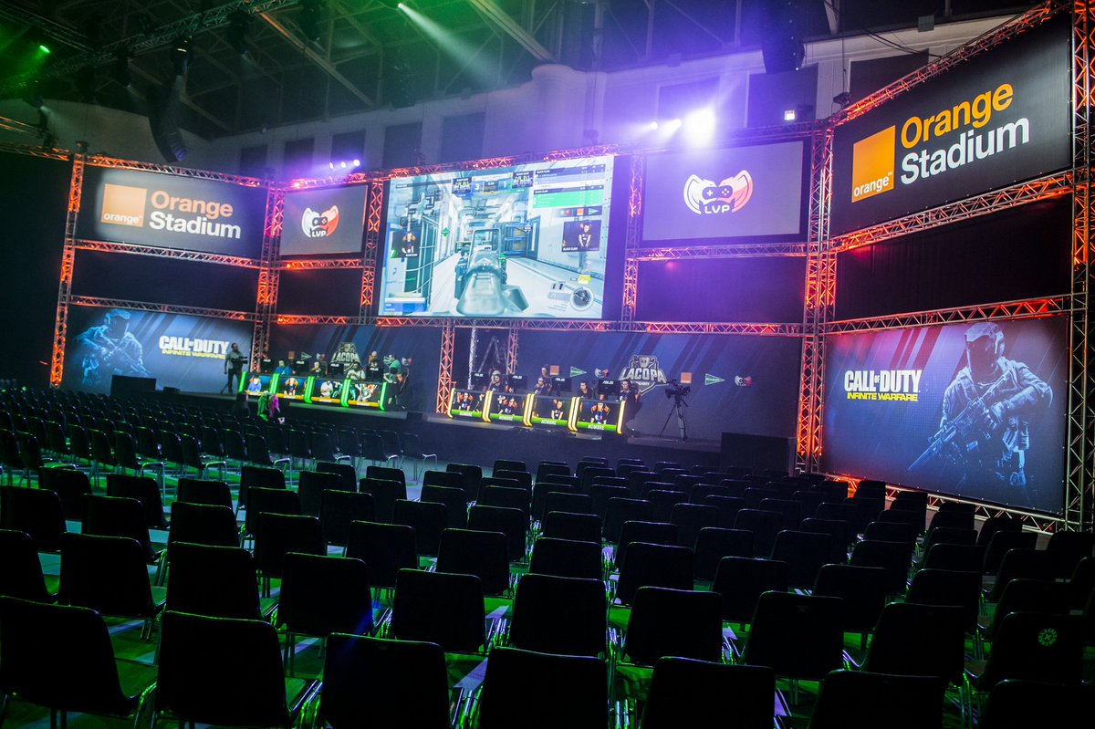 eSports Barcelona Games World