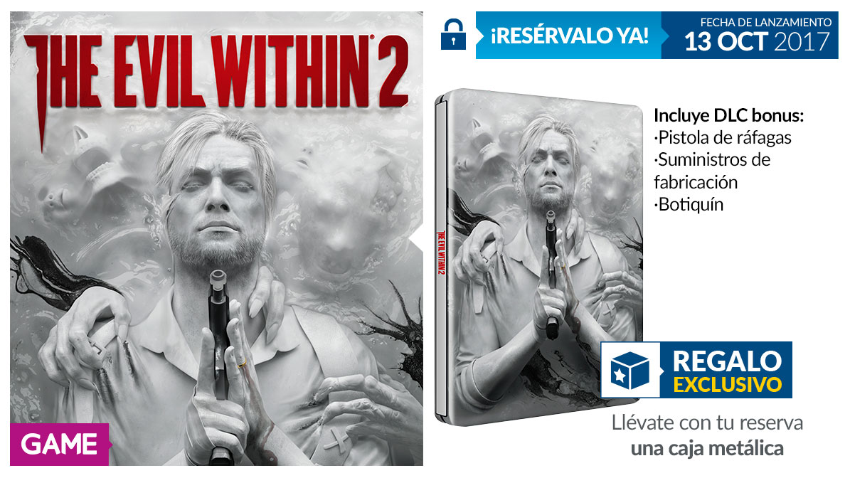 The Evil Within 2 en GAME