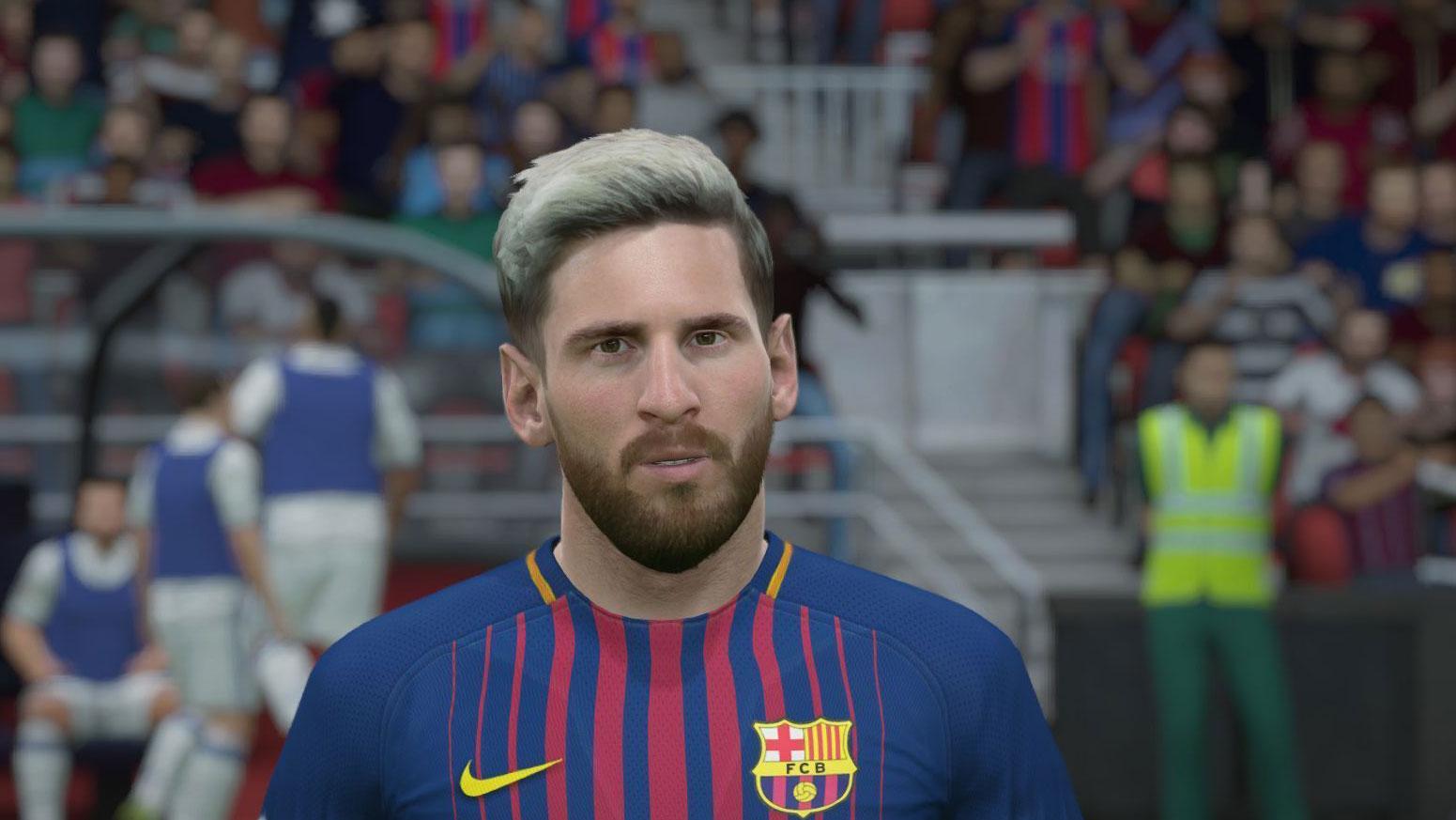 Barcelona Fifa 18