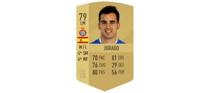 FIFA 18 - Jurado