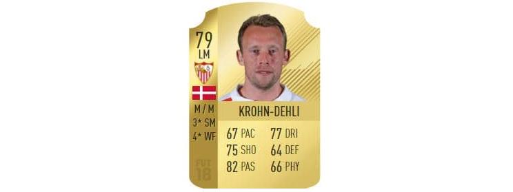 FIFA 18 - Krohn-Dehli