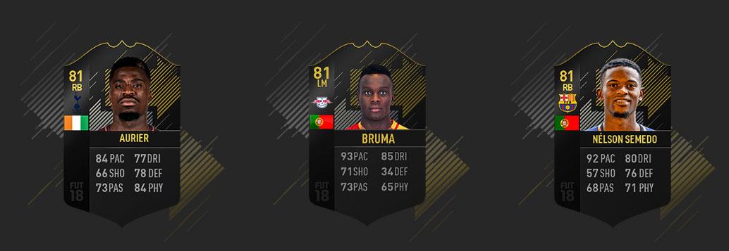 FIFA 18 promesas Ultimate Team