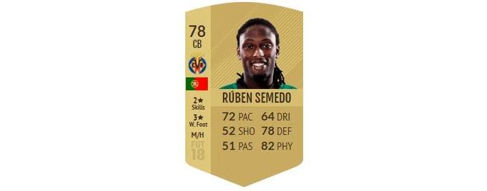 FIFA 18 - Semedo