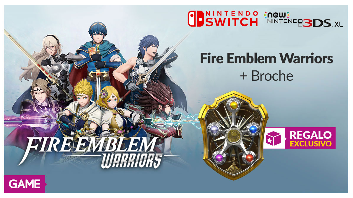 Fire Emblem Warriors GAME