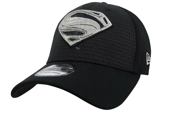 Gorra Superman oscuro - Liga de la Justicia