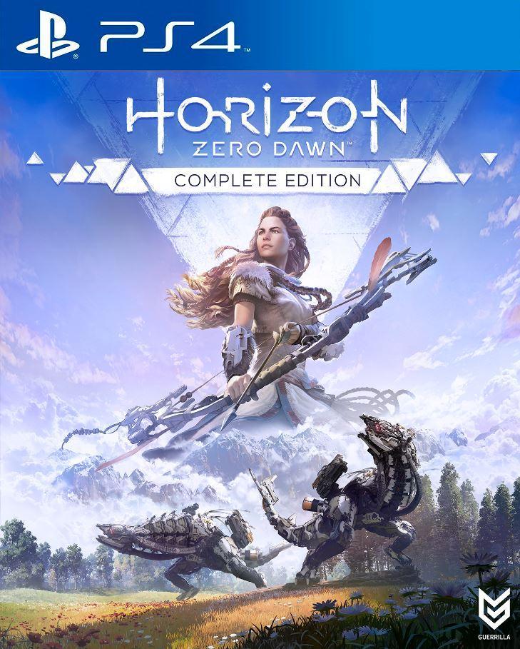 Horizon Zero Dawn The Complete Edition