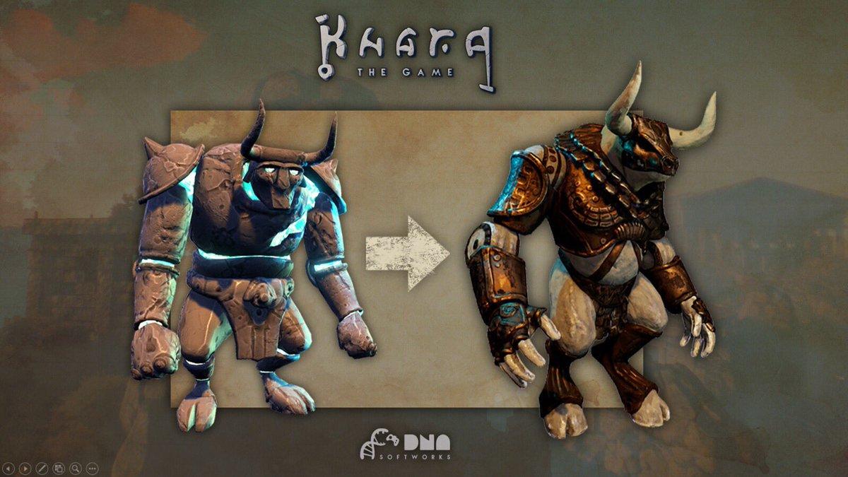Khara PS4