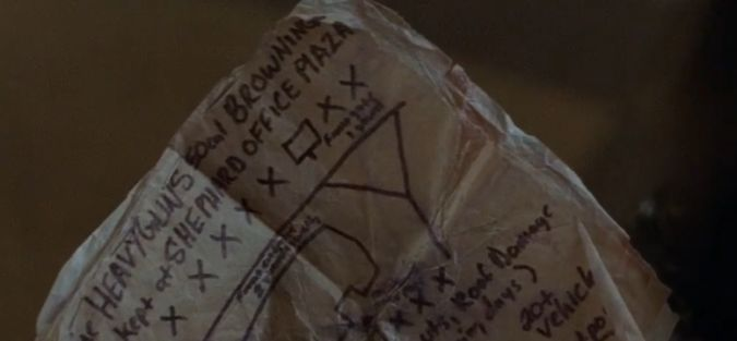 Nota de Dwight
