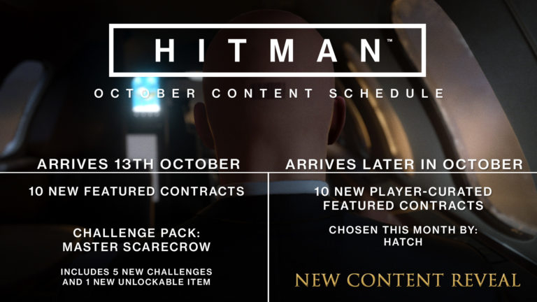Nuevo contenido Hitman