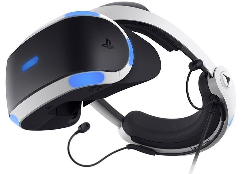 Nuevo modelo PlayStation VR