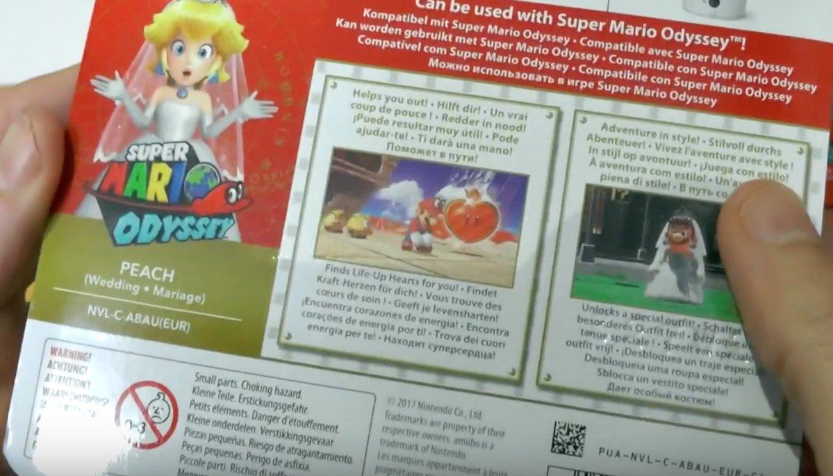 Peach Super Mario Odyssey
