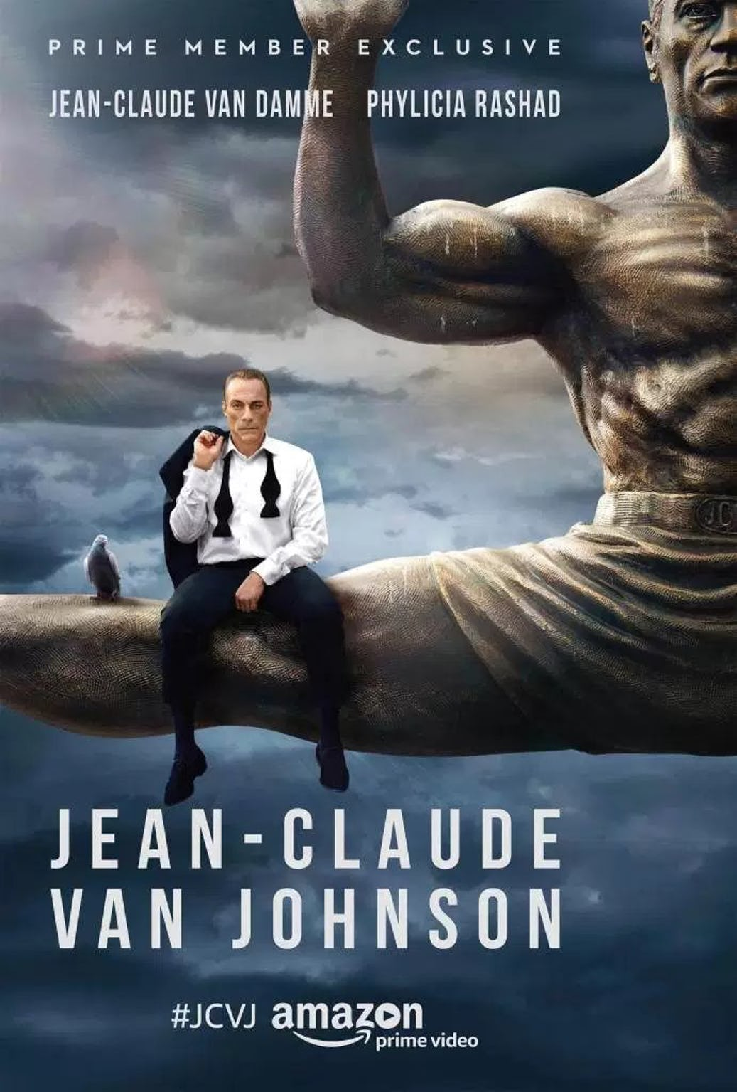 Póster Jean-Claude Van Johnson