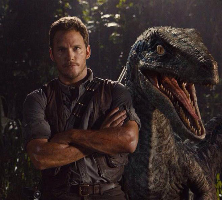 Póster Jurassic World: El reino caído