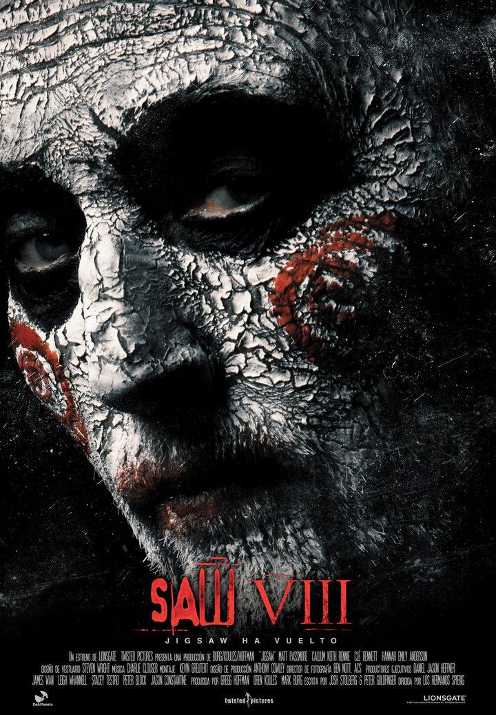 Saw VIII nuevo póster