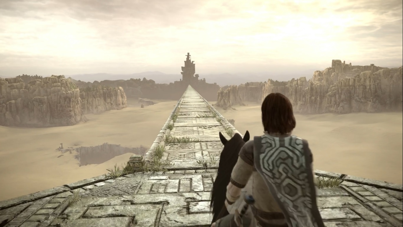 Shadow of the Colossus para PS4