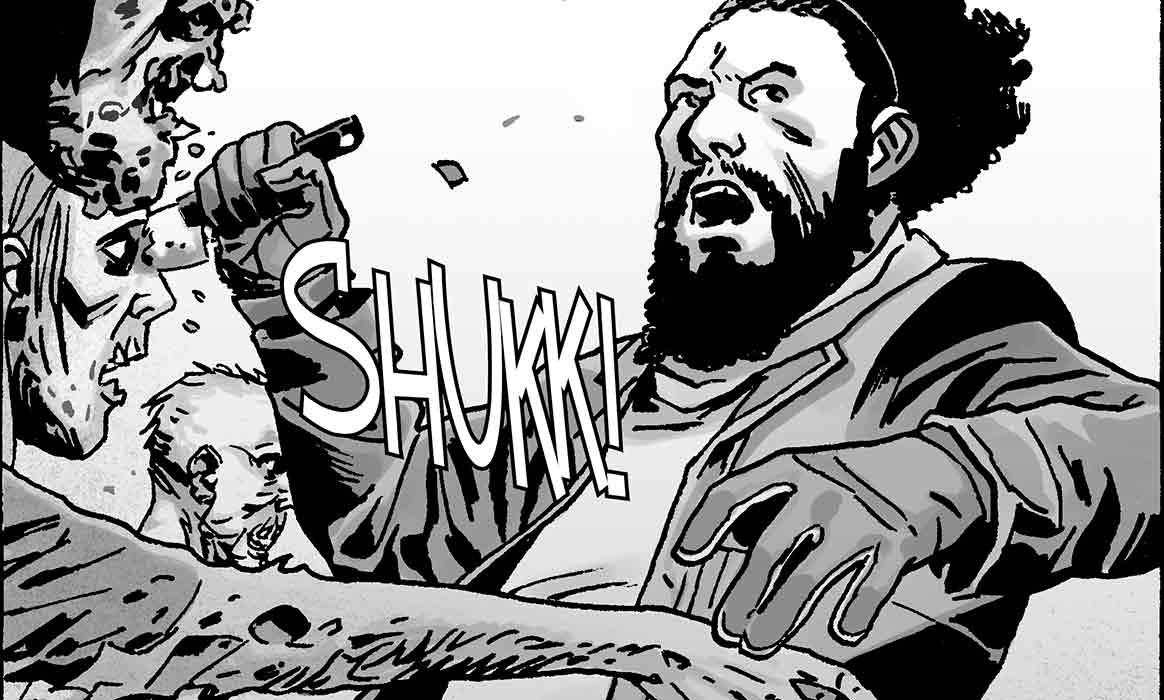 Siddiq The Walking Dead