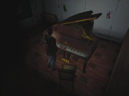 Silent Hill piano