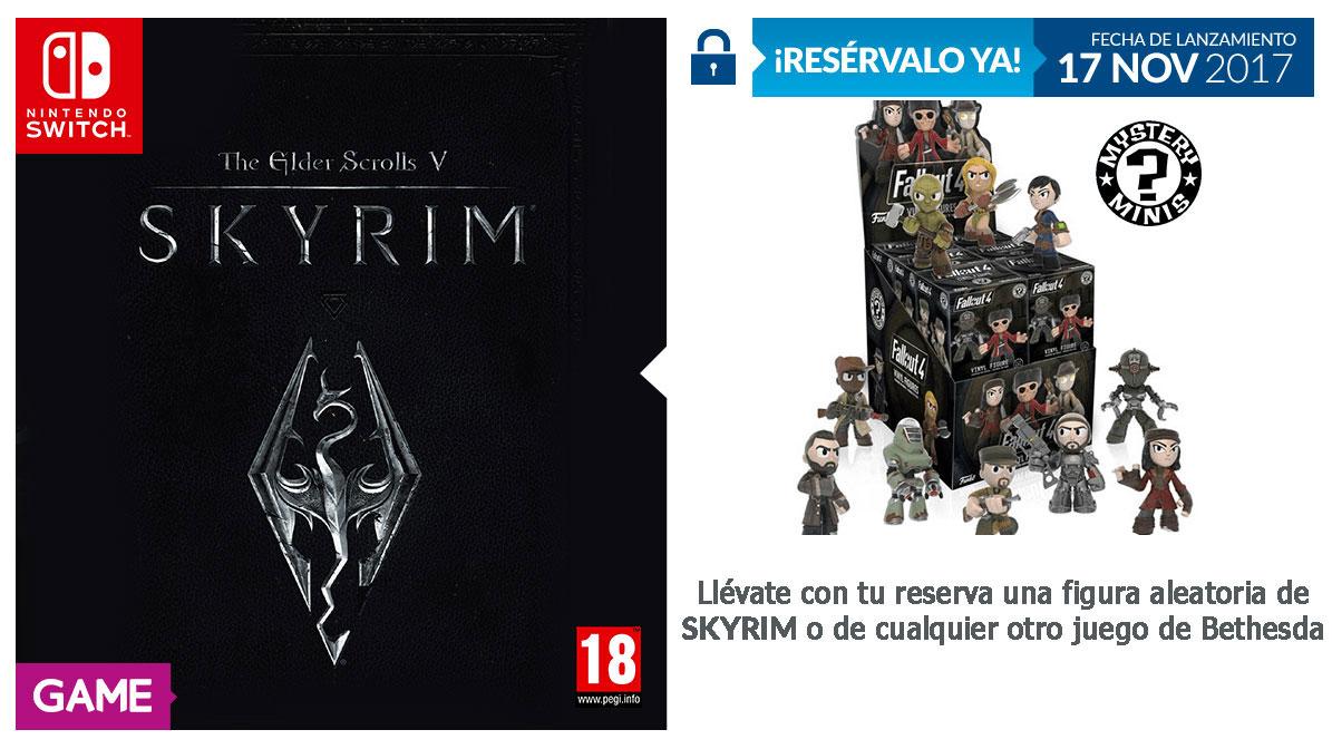 Skyrim Switch en GAME