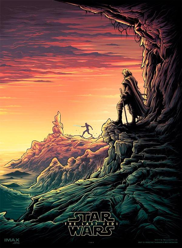 Star Wars: Los últimos Jedi - Póster IMAX