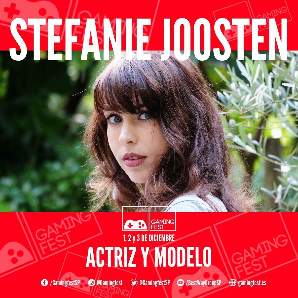 Stefanie Joosten en GamingFest