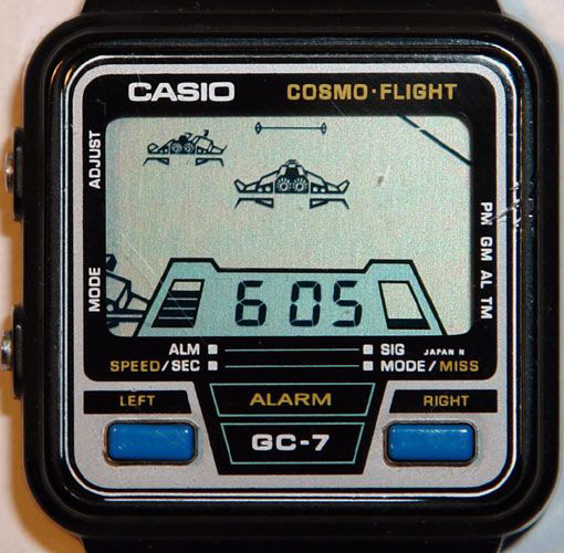 Stranger Things Reloj Casio