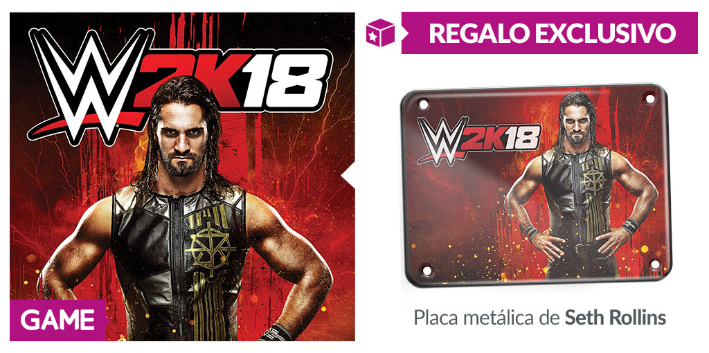 WWE 2K18 en GAME