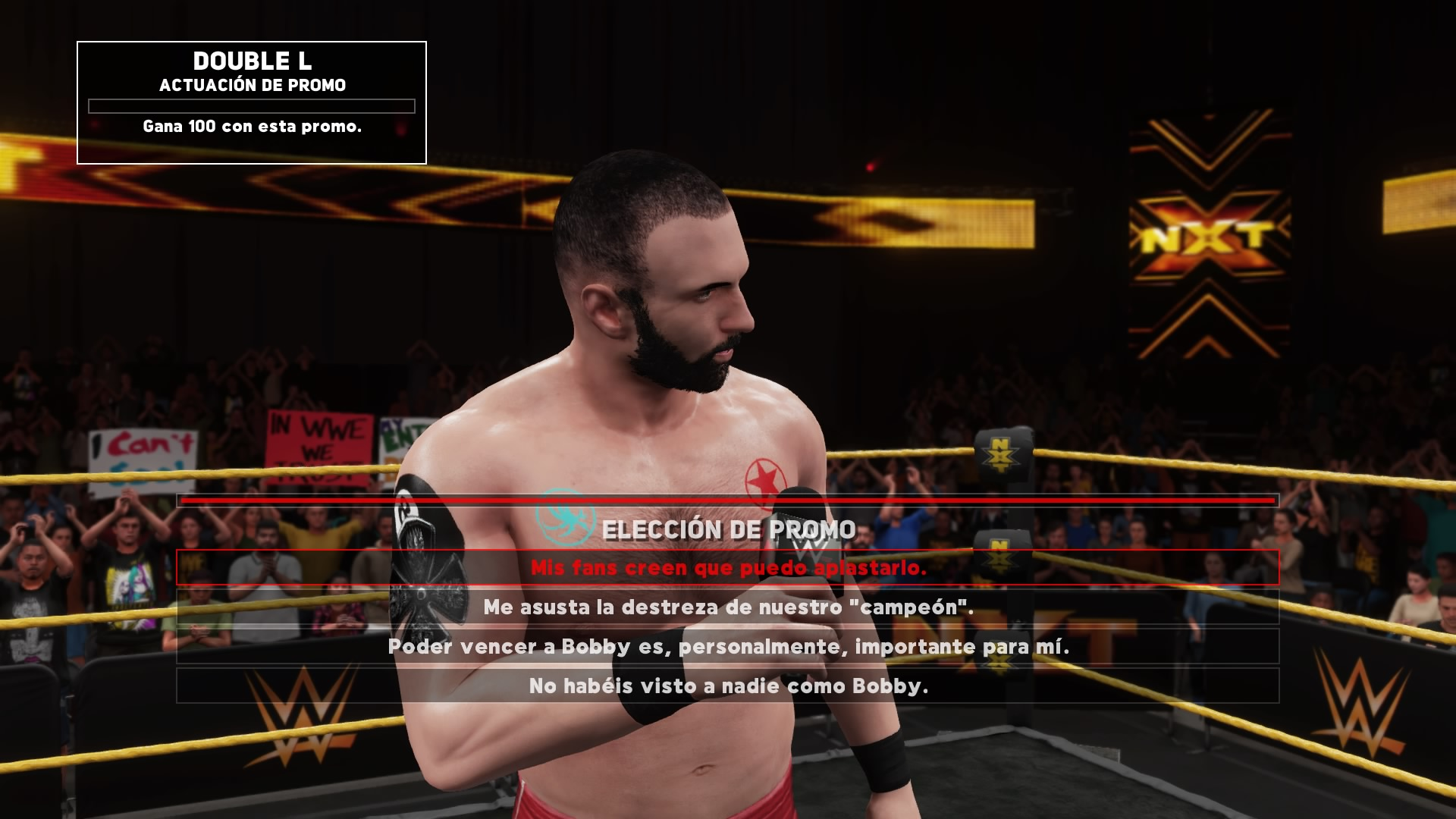 WWE 2K18 - Promo