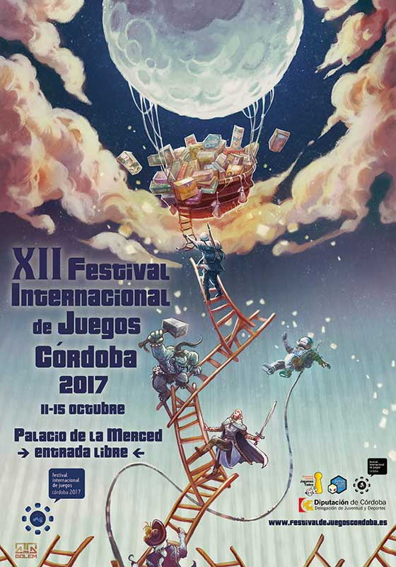 XII Festival Internacional de Juegos Córdoba 2017