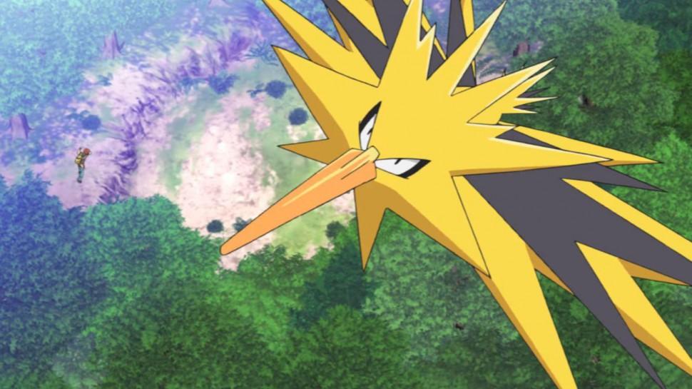 Zapdos Pokémon