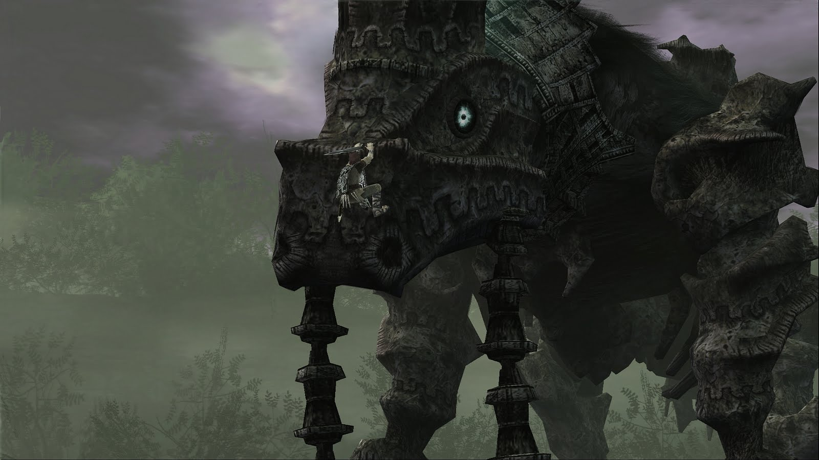 Shadow of the Colossus PS2 análisis