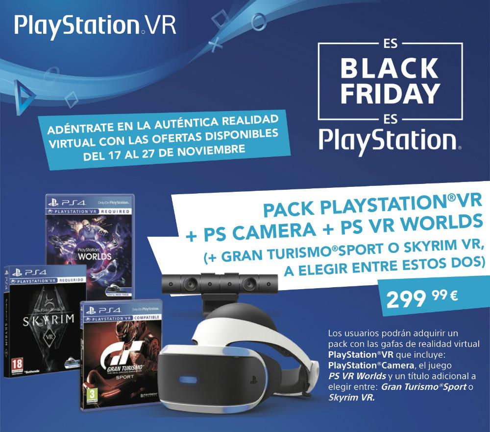 Black Friday PlayStation VR