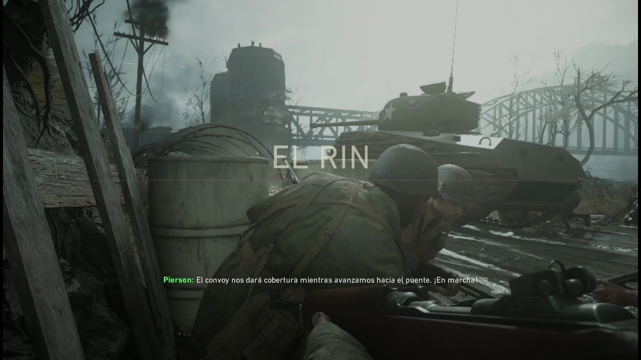 Call of Duty WWII Misión Final