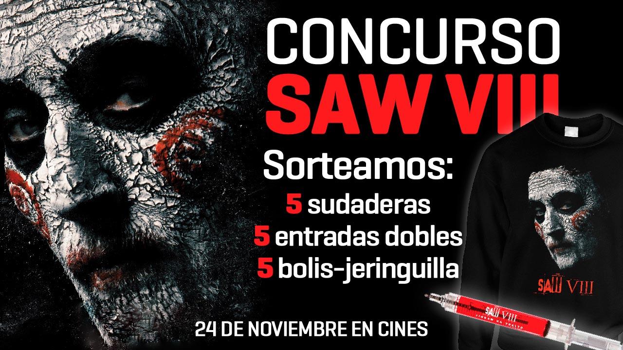 Concurso Saw VIII