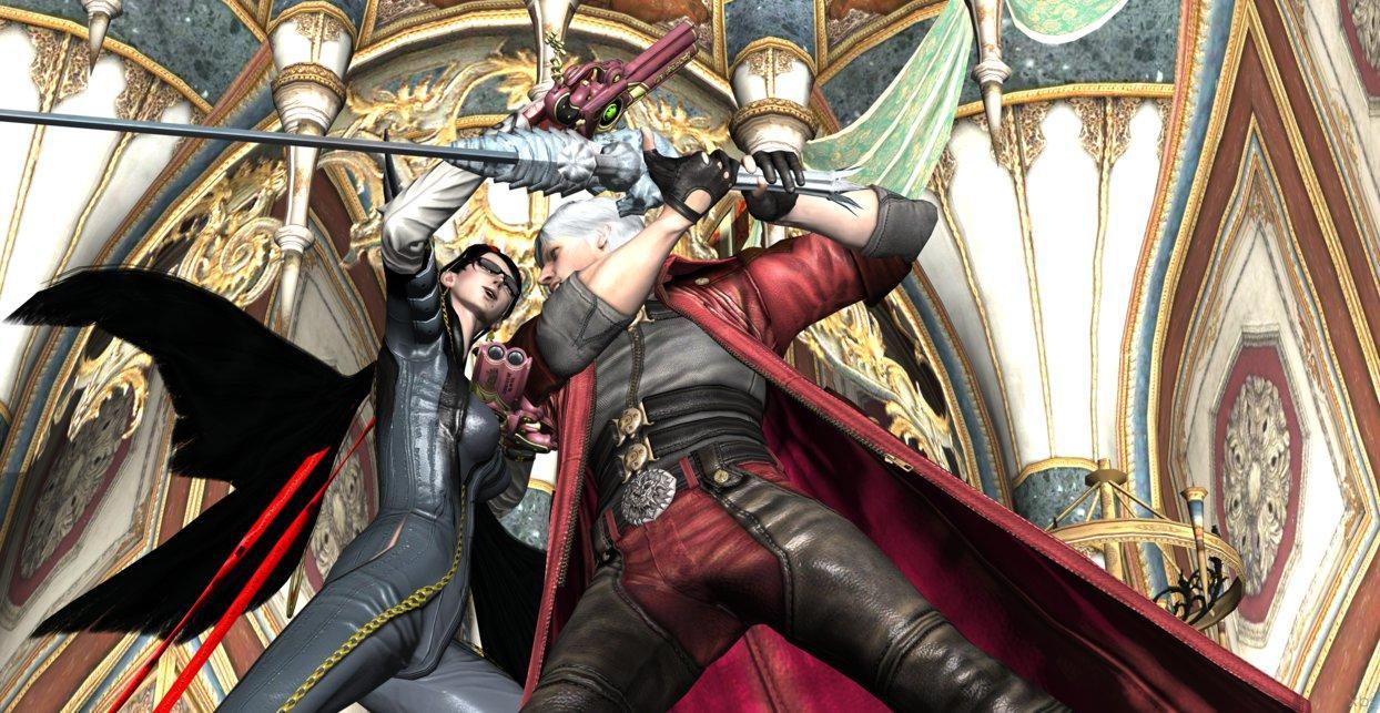 Devil May Cry x Bayonetta