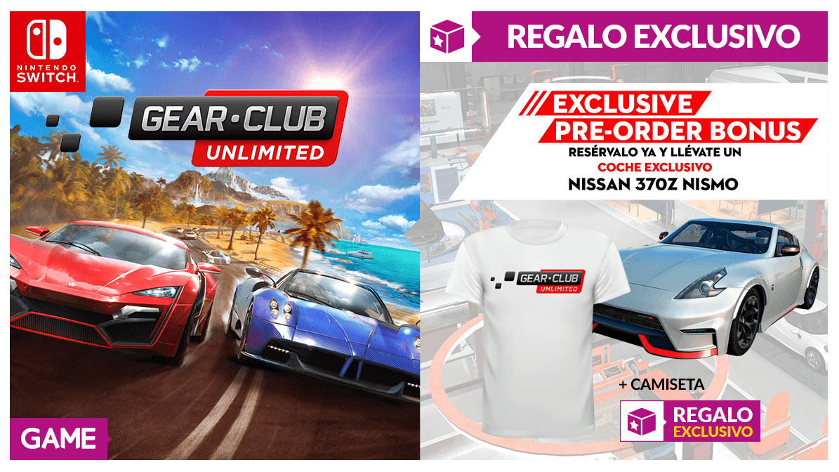 Gear Club Unlimited GAME