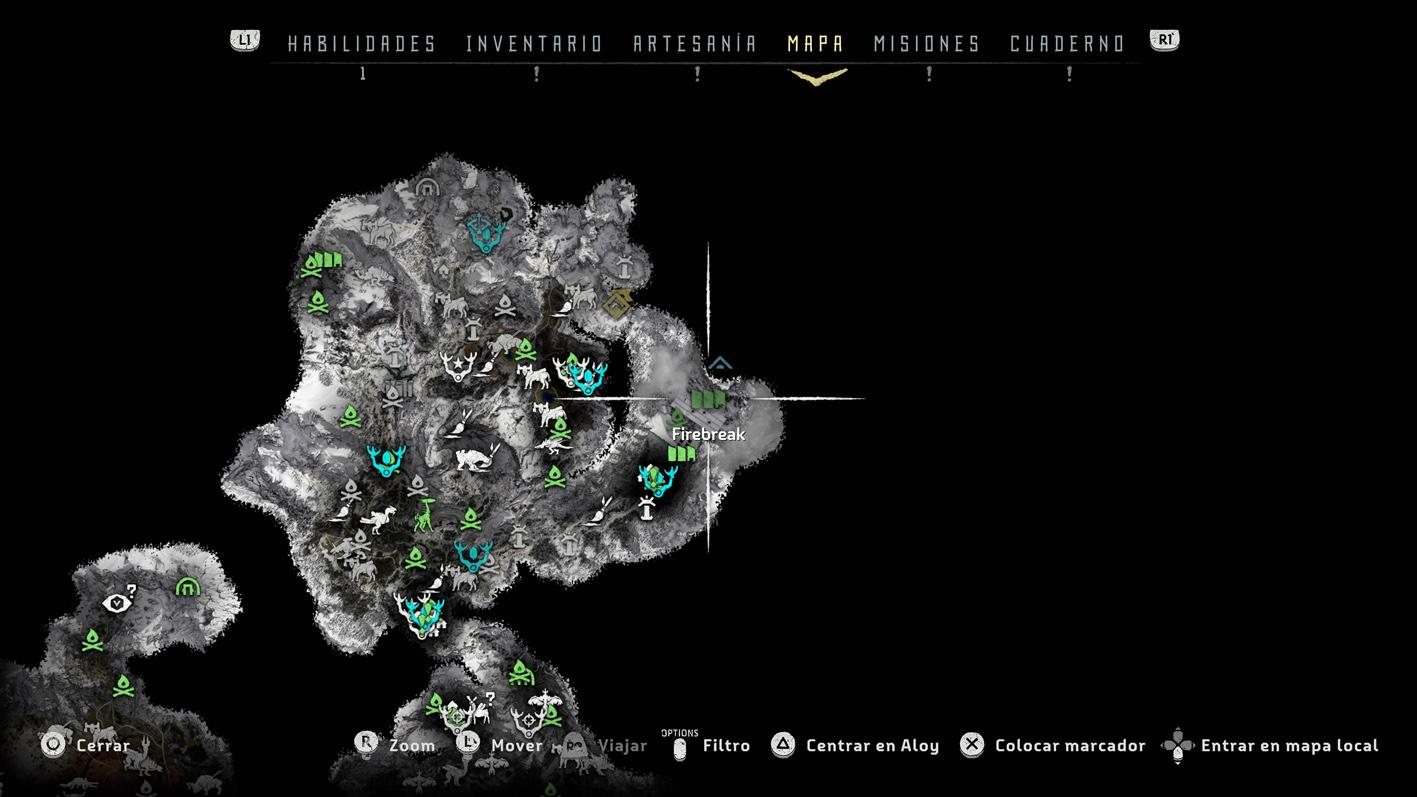 Horizon Frozen análisis 3