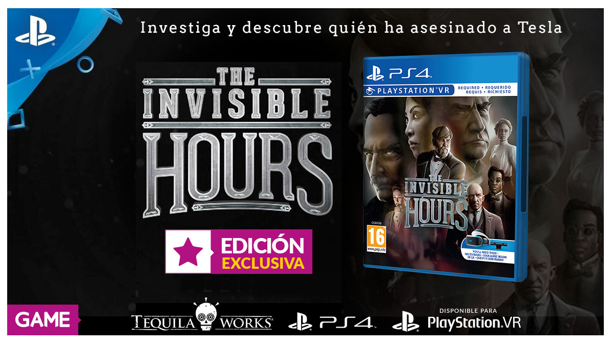 The Invisible Hours en GAME