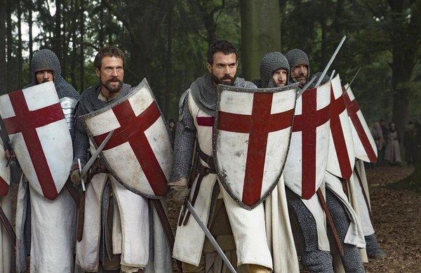 Knightfall HBO