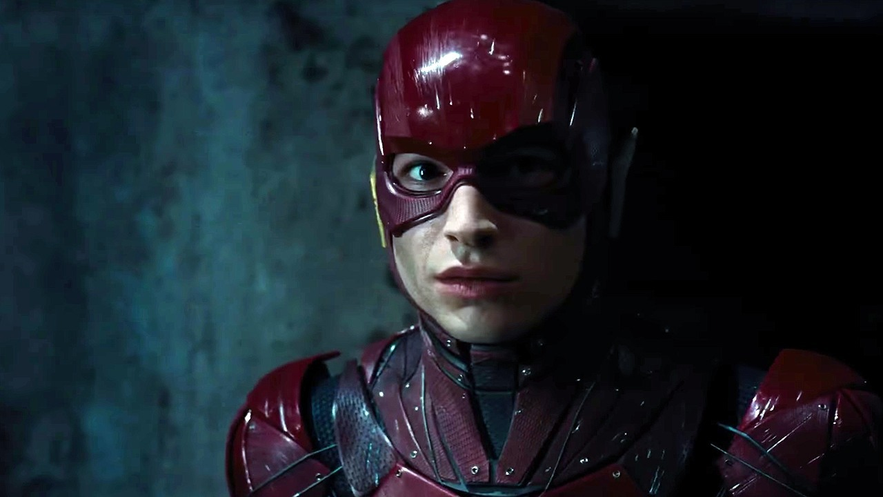The Flash, Ezra Miller, DC